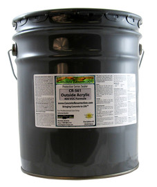 Outside Acrylic 400 VOC-5 Gal.