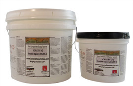 CR-531 Inside Epoxy - Interior Floor Coating - 3 Gallon Kit