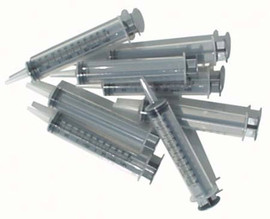60cc Epoxy Syringes (10 pack)