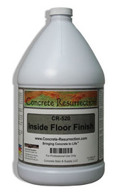 CR-520 Inside Floor Finish - Interior Floor Protector