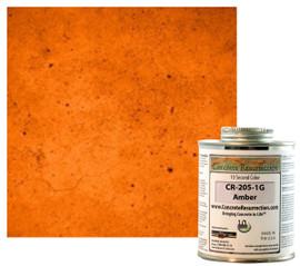 Ten Second Color - Amber - I Gallon