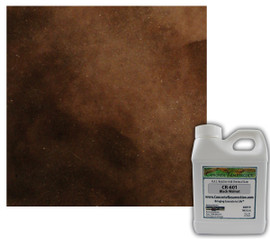 Reactive Acid Chemical (RAC) Concrete Stain - Black Walnut 16oz