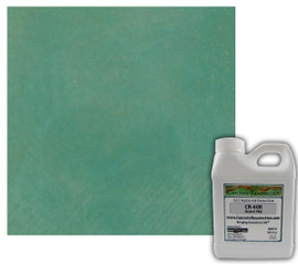 Reactive Acid Chemical (RAC) Concrete Stain - Azure Sky (Interior Color Only) 16oz