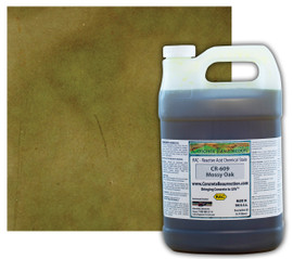 Reactive Acid Chemical (RAC) Concrete Stain - Mossy Oak (Interior Only) 1 Gal.