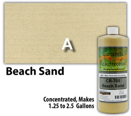Water Reducible Concentrated (WRC) Concrete Stain - Beach Sand 32oz