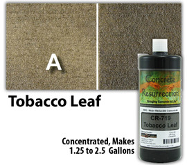 Water Reducible Concentrated (WRC) Concrete Stain - Tobacco Leaf 32oz