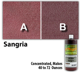 Water Reducible Concentrated (WRC) Concrete Stain - Sangria 8oz