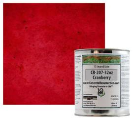 Ten Second Color - Cranberry 32oz