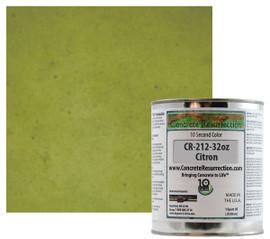 Ten Second Color - Citron 32oz