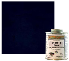 Ten Second Color - Ebony - 1Gallon