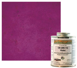 Ten Second Color - Violet - 1 Gallon