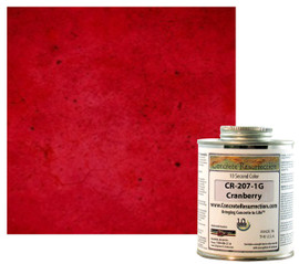 Ten Second Color - Cranberry - 1 Gallon