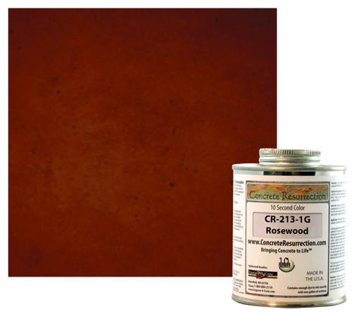 Ten Second Color - Rosewood 1 Gallon