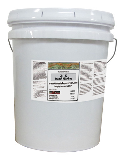 Mantello Stamp Mix  50LB