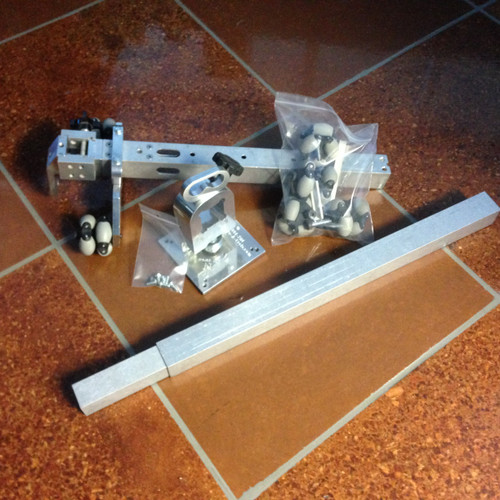 Circular Brick Cutting Kit for Cobra or Lil Beaver
