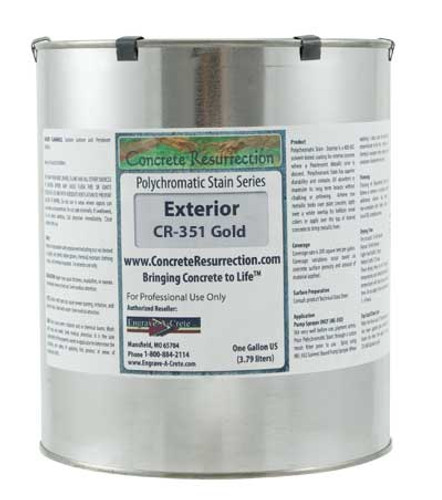 Stain Exterior Polychromatic  1 Gal.