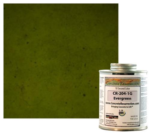 Ten Second Color - Evergreen - 1 Gallon