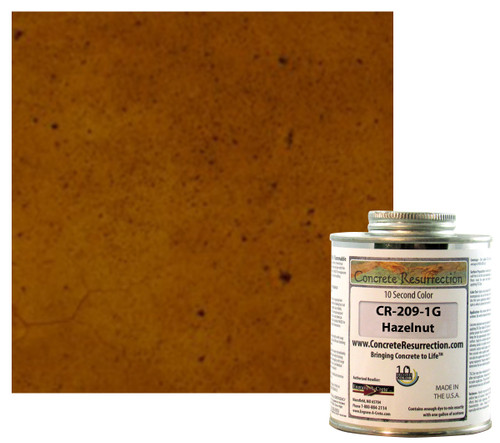 Ten Second Color - Hazelnut - 1 Gallon