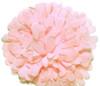 Chiffon flowers -Light Pink