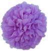 Chiffon flowers -Light Purple