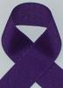 Schiff Deep Purple Grosgrain Ribbon
