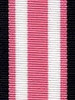 Navy and Pink Preppy Stripe Ribbon
