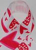 Hearts Collage Grosgrain Ribbon