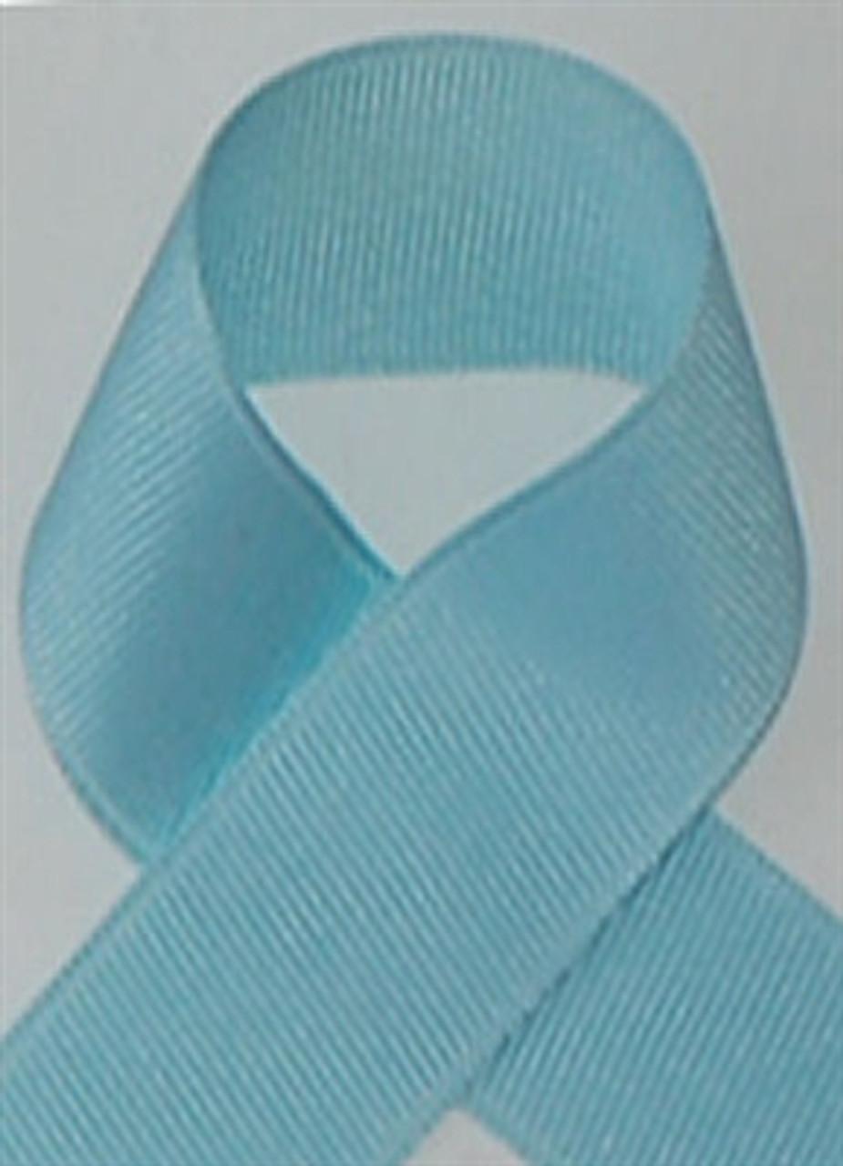 Schiff Light Blue Grosgrain Ribbon