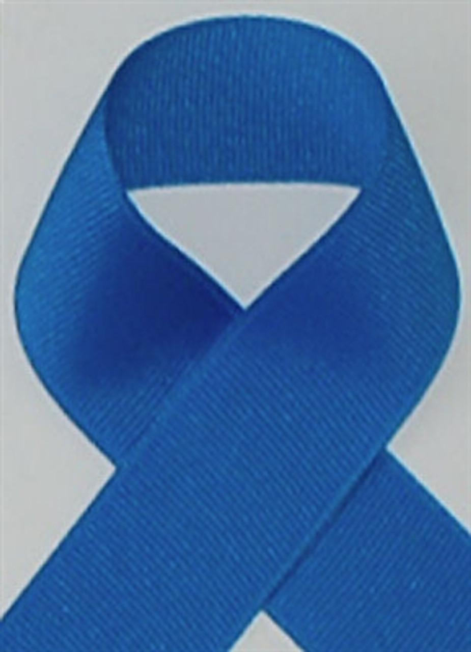 Schiff Blue Magic Grosgrain Ribbon