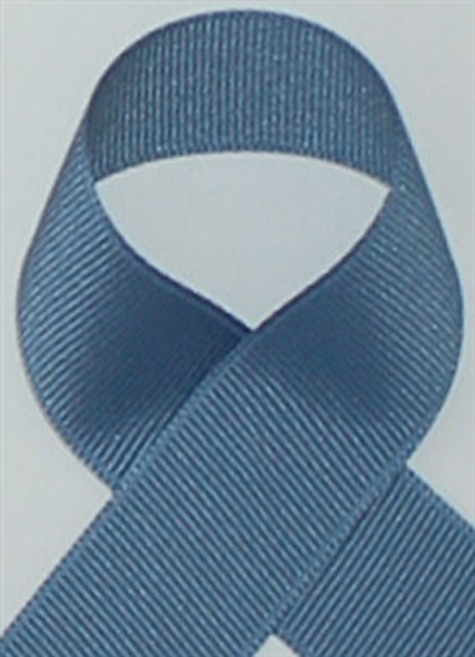 Schiff WM Blue Grosgrain Ribbon
