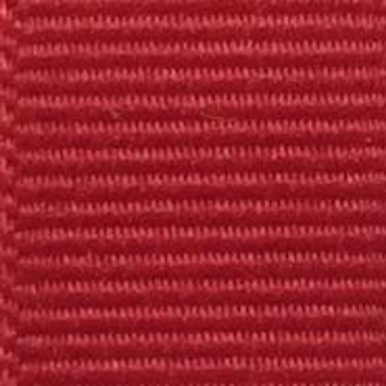 Red Offray Grosgrain Ribbon