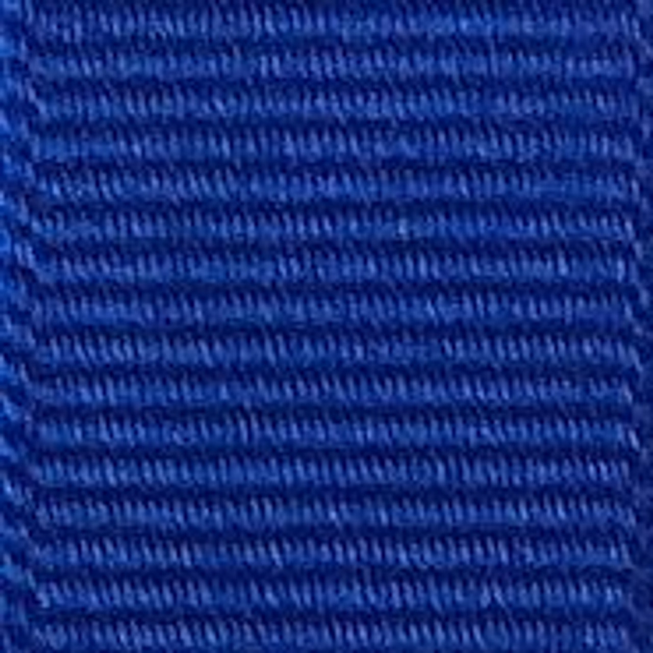 Electric Blue Offray Grosgrain Ribbon