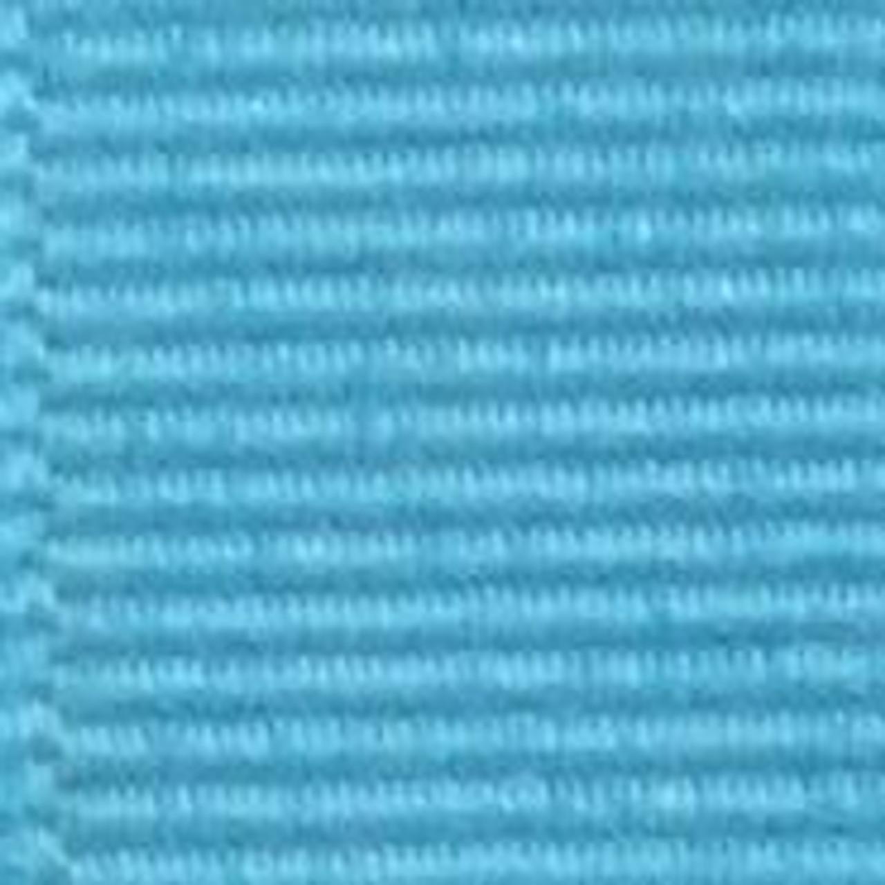Mystic Blue Offray Grosgrain Ribbon