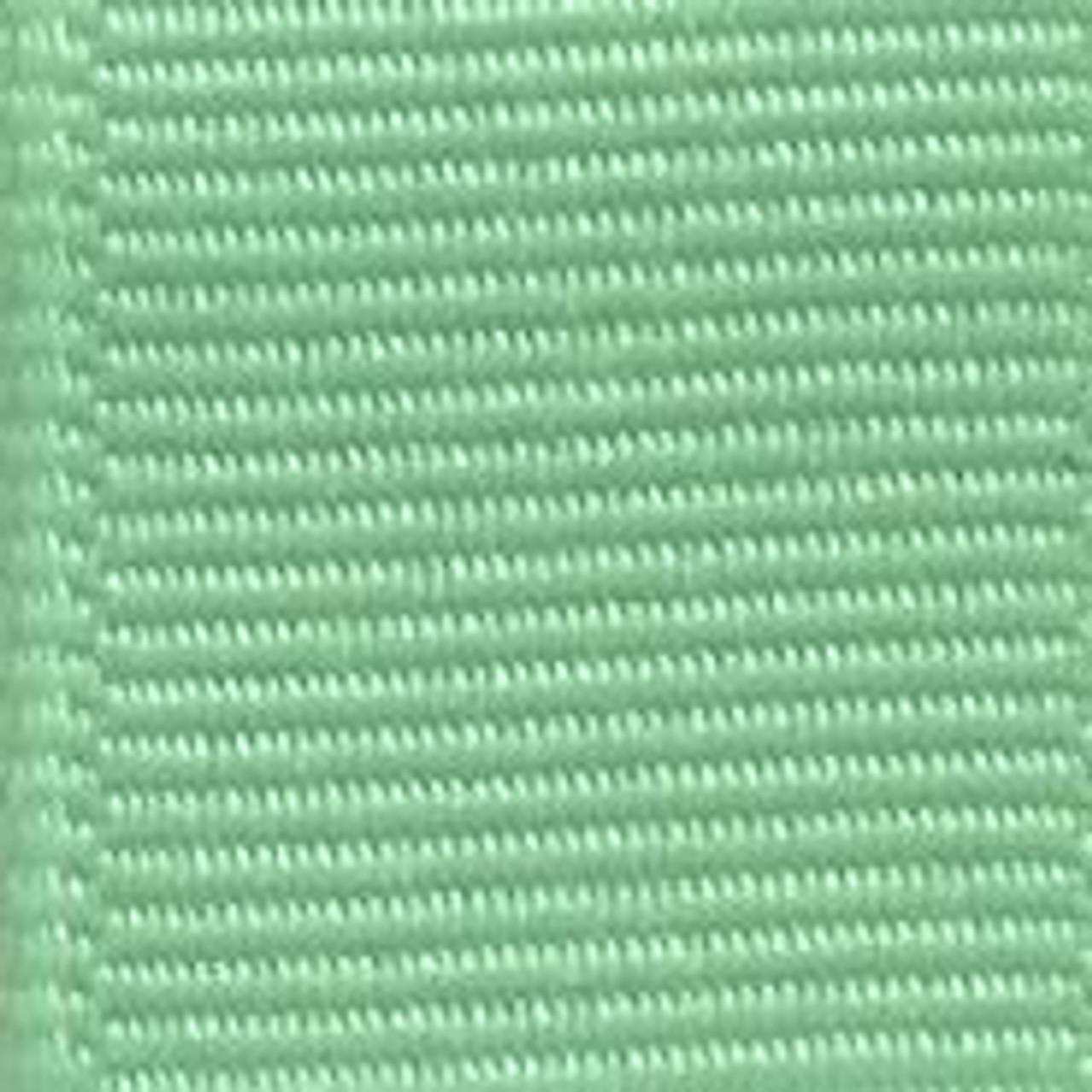 Mint Offray Grosgrain Ribbon
