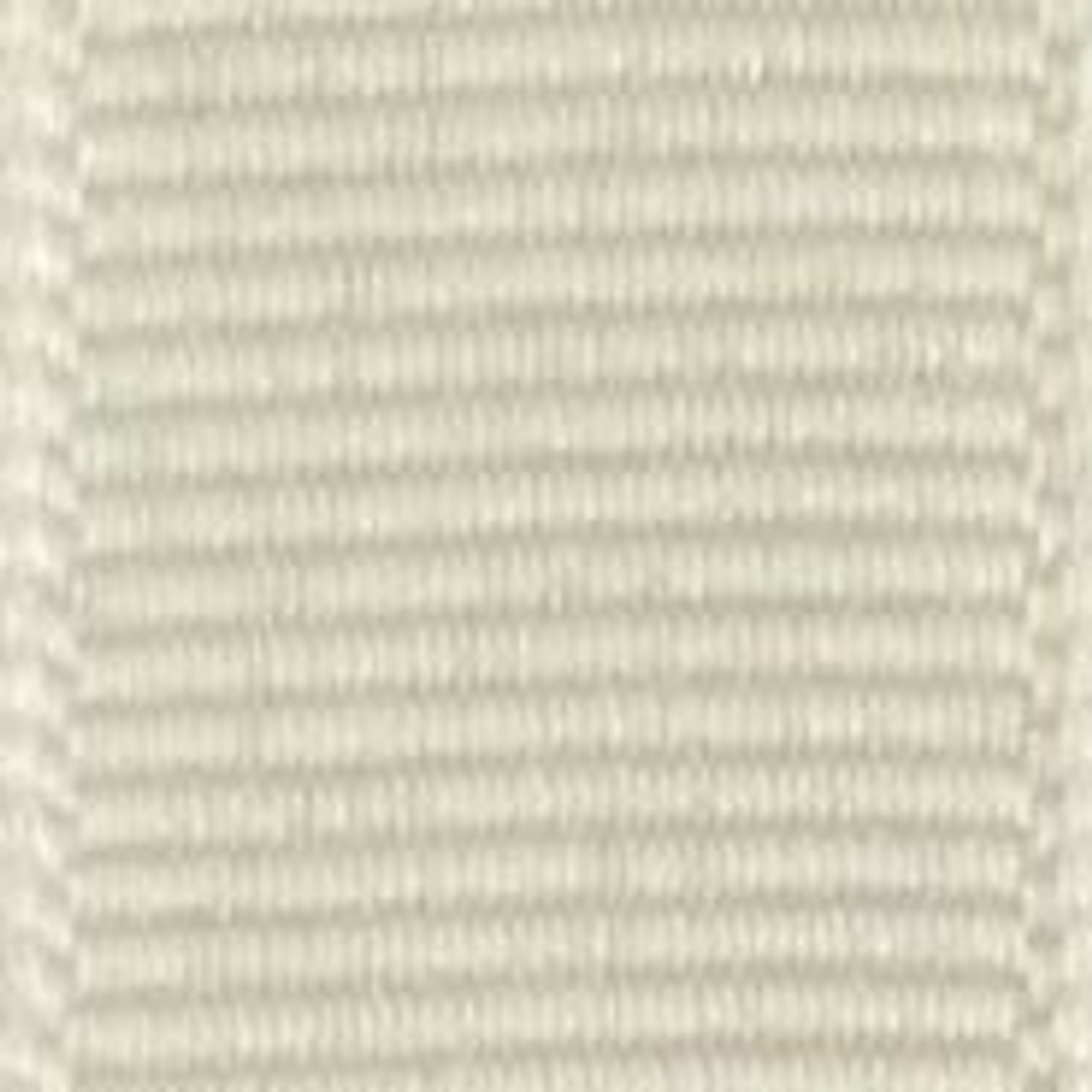 Antique White Offray Grosgrain Ribbon