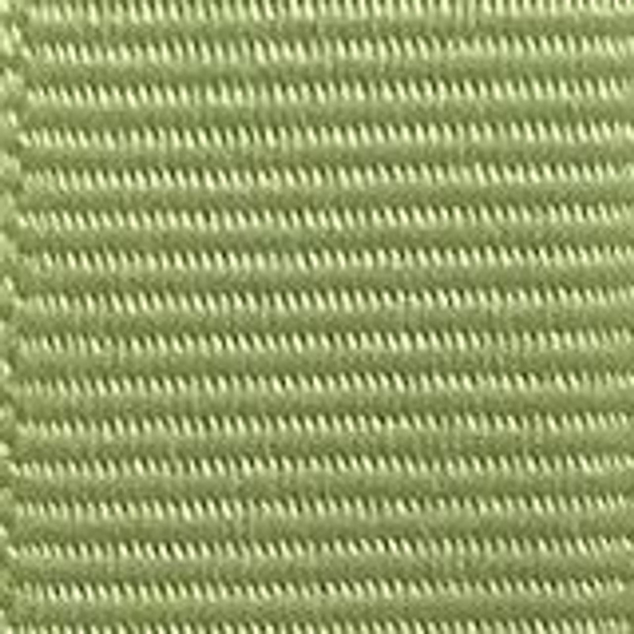 Lime Juice Grosgrain Ribbon