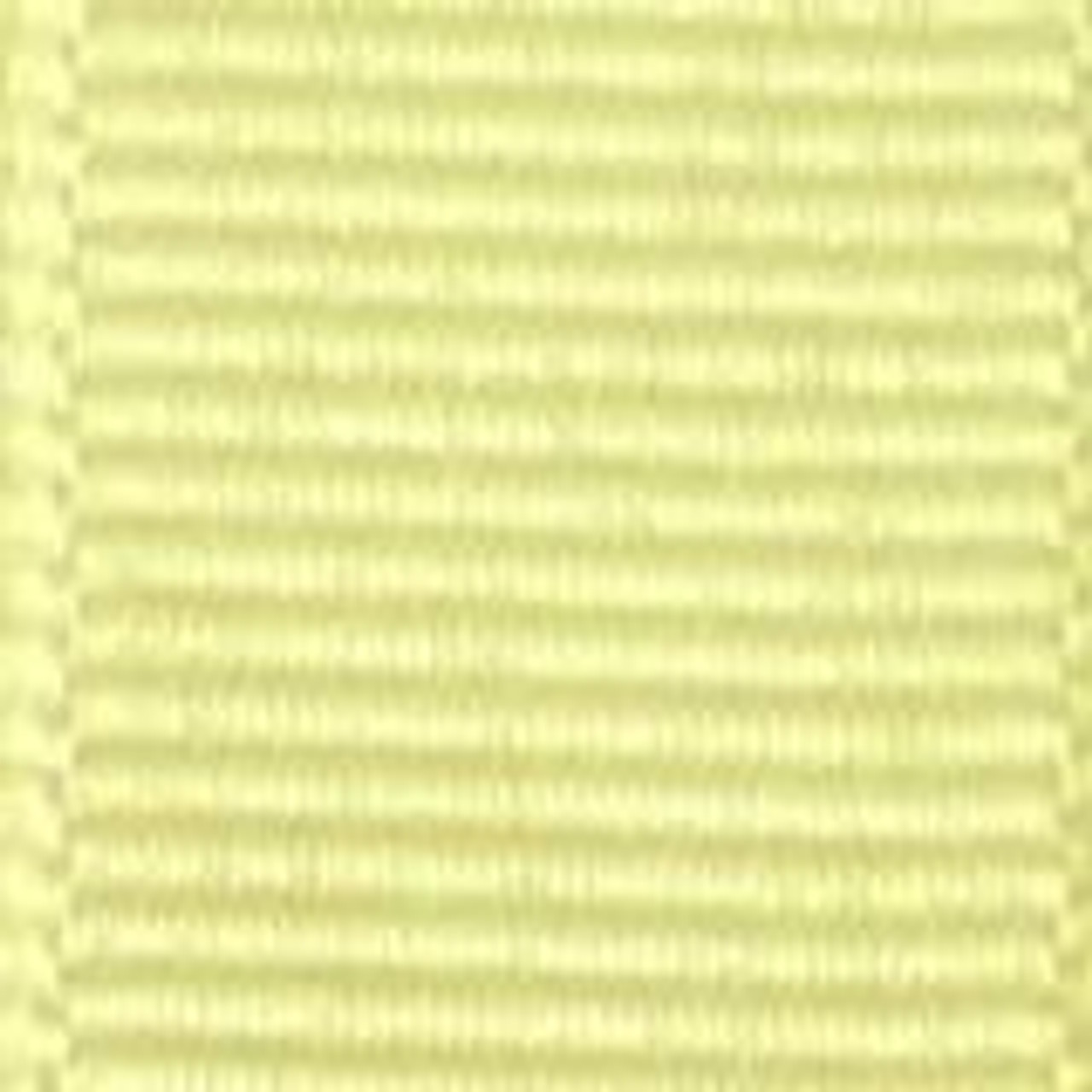Baby Maize Offray Grosgrain Ribbon