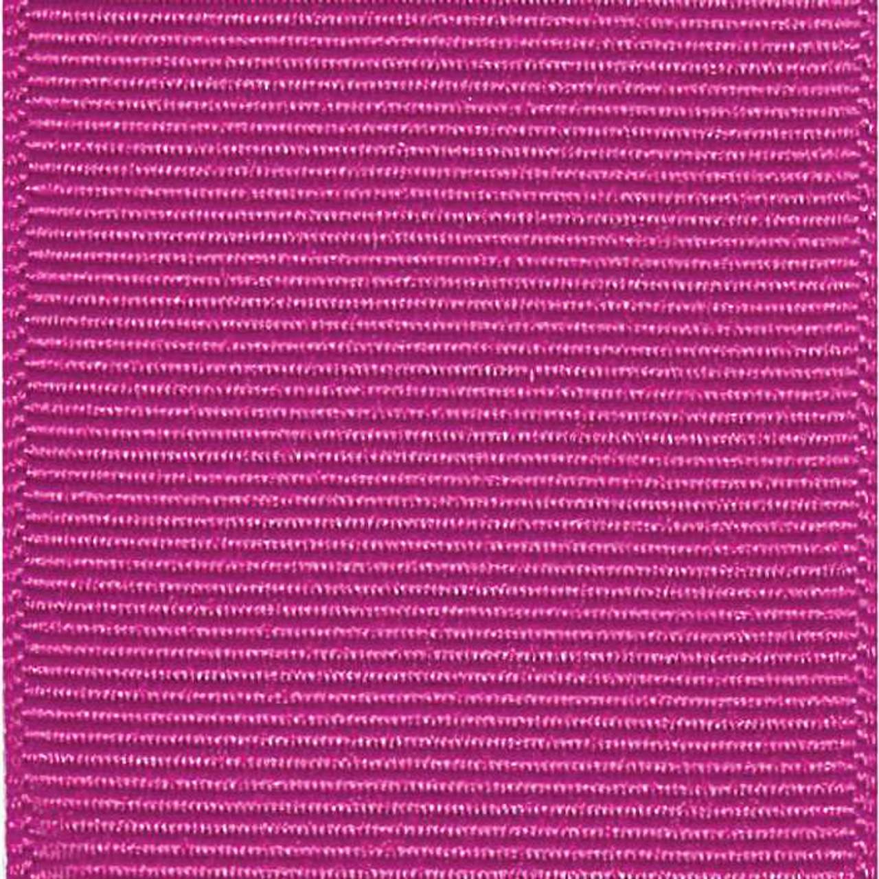 Wildberry Grosgrain Ribbon