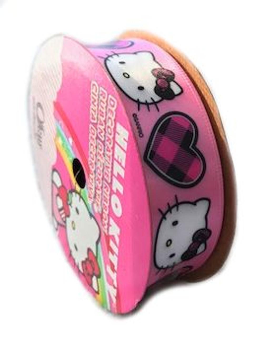Hello Kitty Buffalo Heart