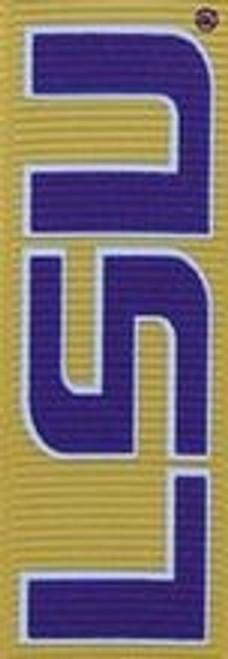 LSU Ribbon