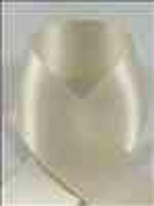 Light Ivory Double Face Satin