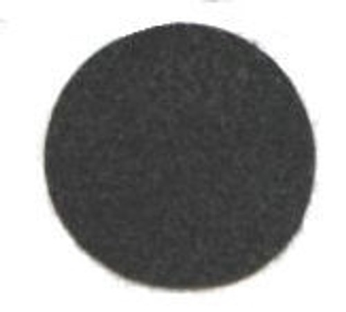 Black Felt Craft Circles available in 1 and 1.5 inch widths.