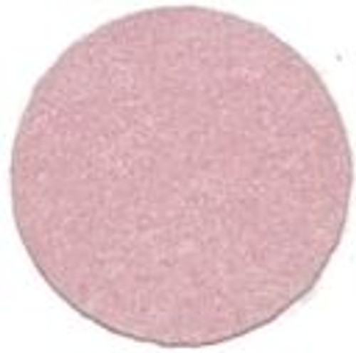Light Pink Felt Craft Circles available in 1 and 1.5 inch widths.