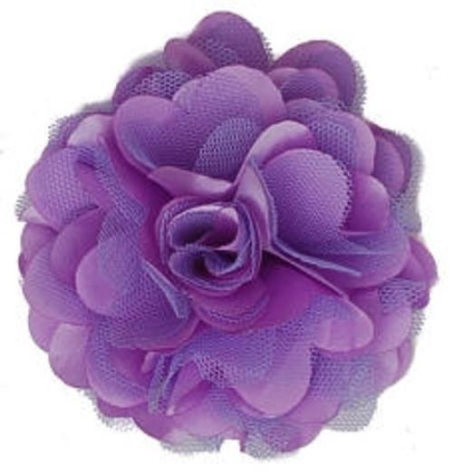 Rosette flowers - Light Purple
