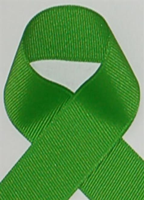 Schiff Apple Green Grosgrain Ribbon