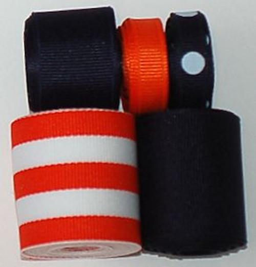 Auburn College Ribbon Set | College Ribbon