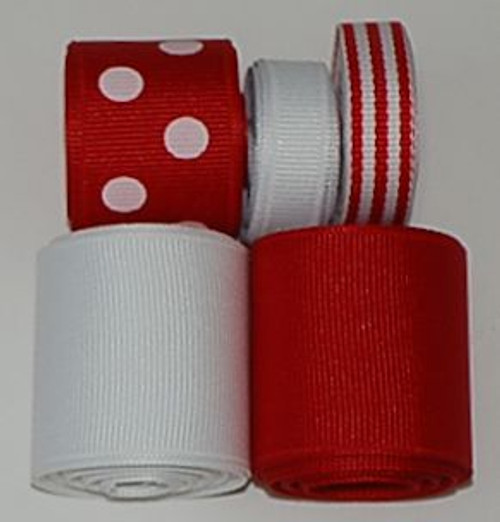 University of Arkansas Ribbon Set   collage ribbon