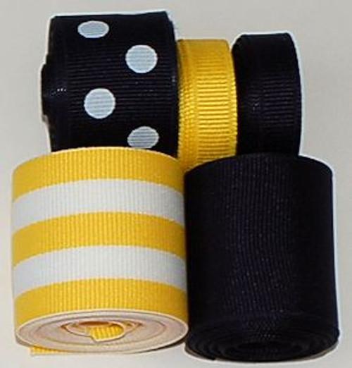 University of Michigan Ribbon Set | College Ribbon