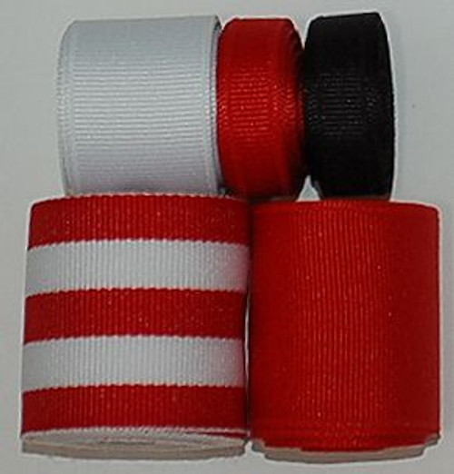 University of Nebraska Ribbon Set   College Ribbon
