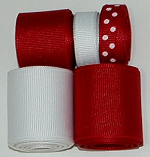 University of Oklahoma Ribbon Set   College Ribbon